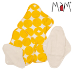 Mam EcoFit, Lunacopine, coussinets d'allaitement et carrés démaquillants/MaM ECOFIT LOT D'ESSAI - Serviettes hygiéniques lavables