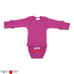 MANYMONTHS Collection LAINE/MANYMONTHS – BODY/SHIRT EVOLUTIF manches longues