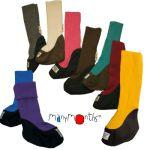 Racine/MANYMONTHS – CHAUSSONS DE PORTAGE en pure laine mérinos