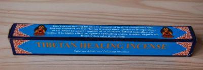 Racine Encens Tibétain - TIBETAN HEALING
