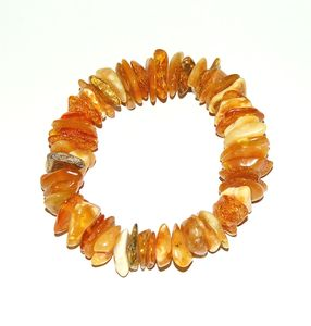 Bracelets Bracelets d'ambre GRANDS ECLATS pour ADULTE