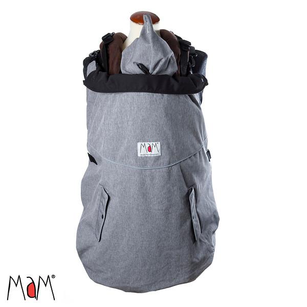 Écharpes STORCHENWIEGE MaM 4-SEASON DELUXE BABYWEARING COVER – Couverture de portage 4-SAISONS waterproof