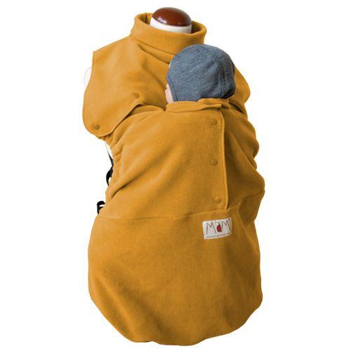 Couvertures de Portage MaM COLD WEATHER INSERT (Snuggle) – Insert chaud avec double col détachable intégré