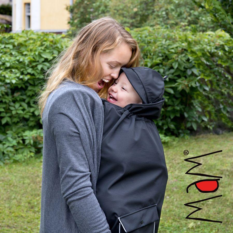 Écharpes STORCHENWIEGE MaM ALL-WEATHER COVER - Couverture de portage pluie et vent