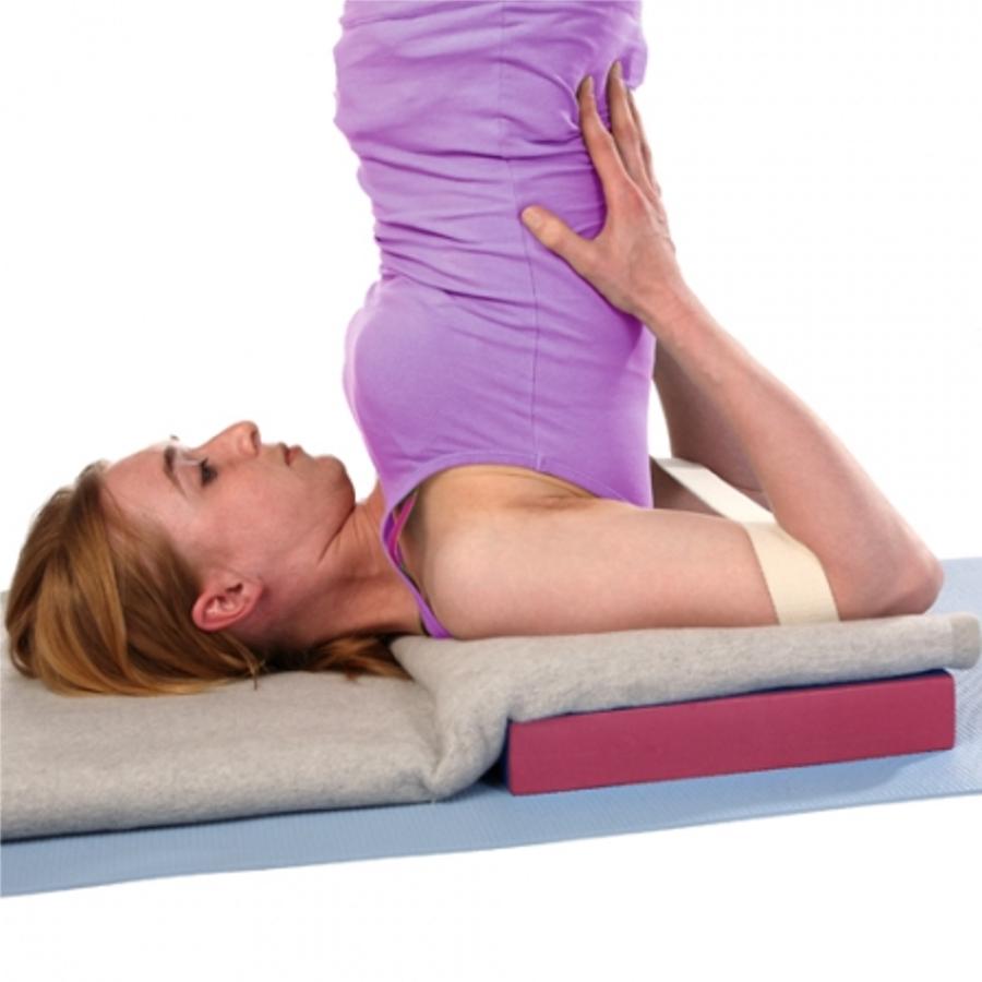 Accessoires de Yoga PLAQUE DE YOGA en LIEGE NATUREL
