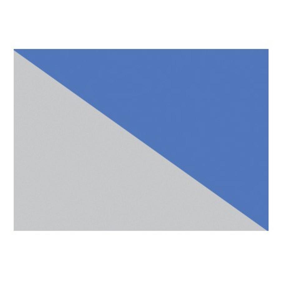 Racine  «BIO JERSEY BLEU-GRIS » - THERALINE ORIGINAL Coussin d'allaitement
