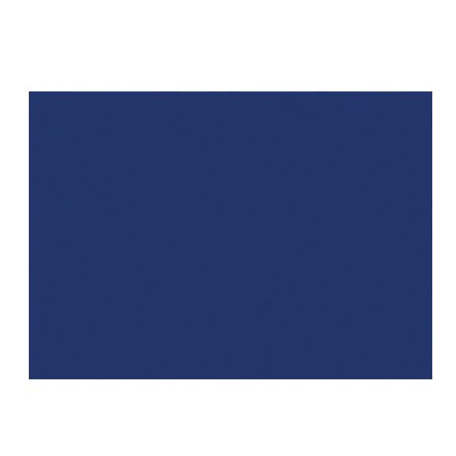 THERALINE ASYMETRIQUE -  Housse seule pour coussin d'allaitement grand confort asymétrique vendu sans housse/housse en supplément  «UNI BLEU FONCE» - THERALINE ASYMETRIQUE Coussin d'allaitement