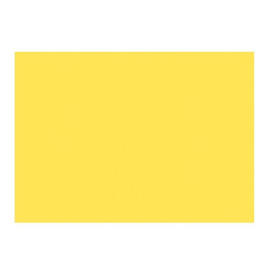 THERALINE ASYMETRIQUE -  Housse seule pour coussin d'allaitement grand confort asymétrique vendu sans housse/housse en supplément  «UNI JAUNE SOLEIL » - THERALINE ASYMETRIQUE Coussin d'allaitement