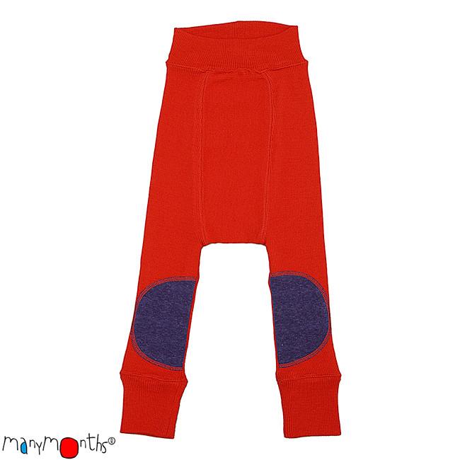 Pantalons et pantacourts MANYMONTHS – LONGIES avec protège-genoux