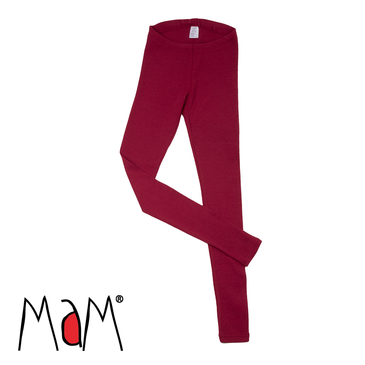 Racine MaM Natural Woollies – ALL-TIME-LEGGINGS en laine mérinos