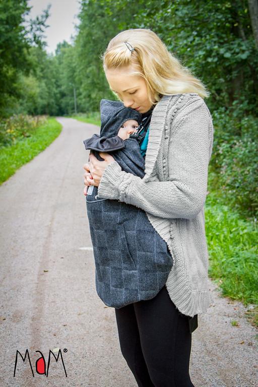 Couvertures de Portage MaM Couverture de portage en laine