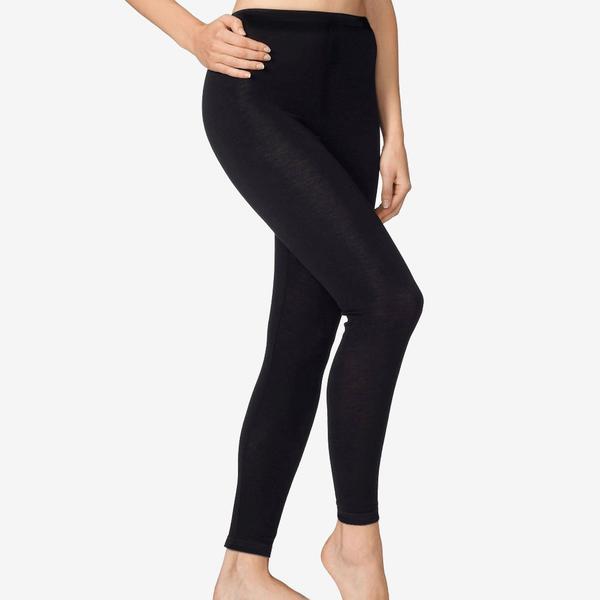 Racine ENGEL - LEGGINGS (sous pantalon) NOIR Femme