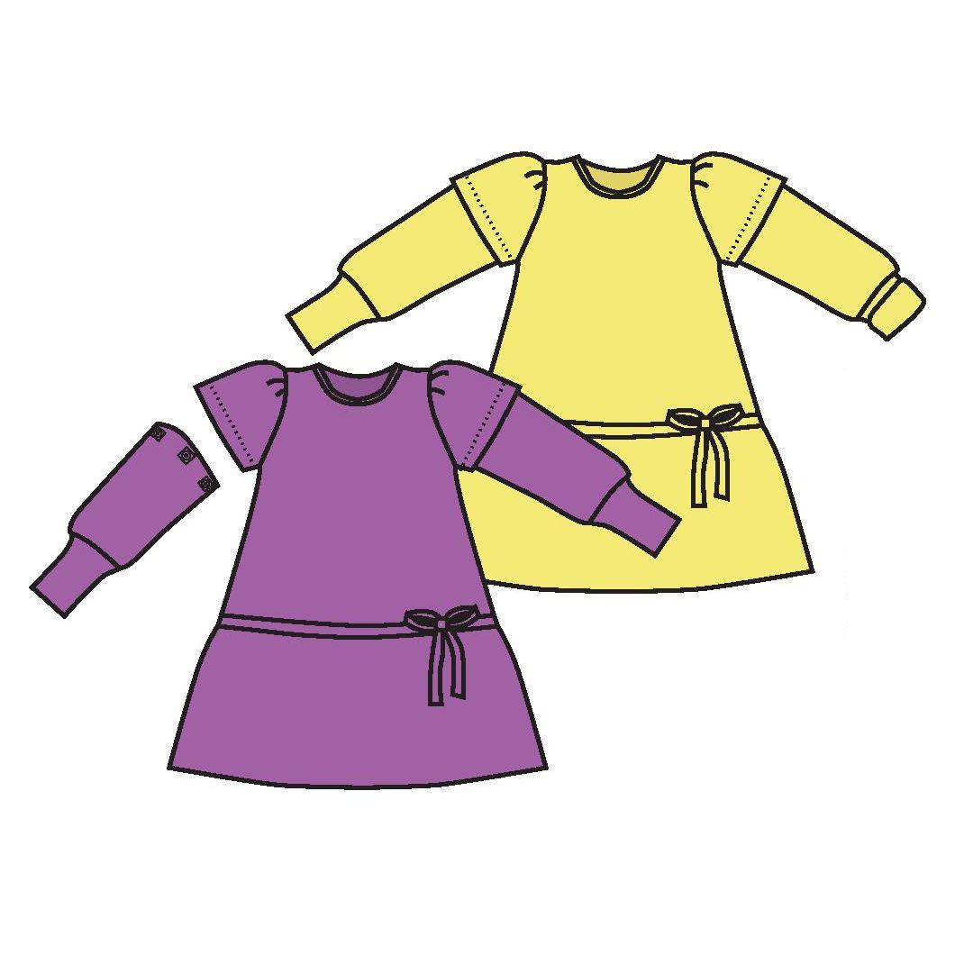 Robes et jupes ETE 2019 - Robe Tunique en Chanvre Coton biologique