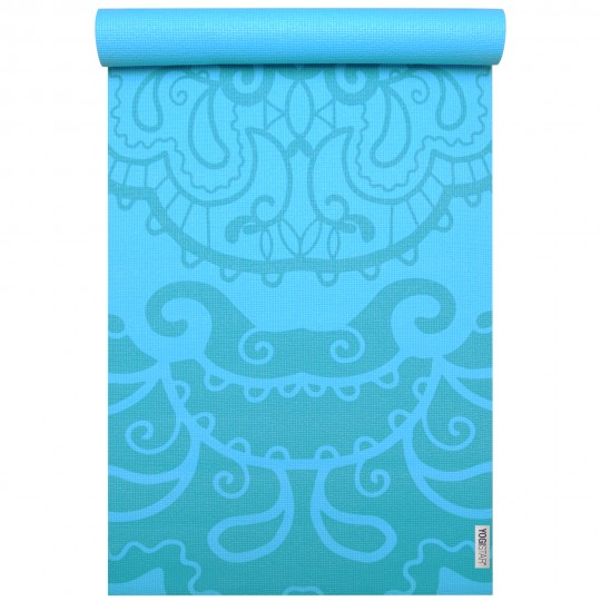 Tapis de yoga et massage YOGISTAR - Tapis de Yoga Mat Basic - Art collection