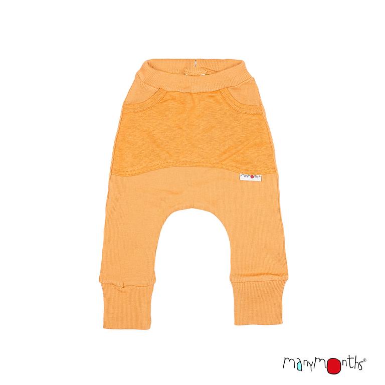 Laine 100% Mérinos 2019-2020 MANYMONTHS 2019/20 – Kangaroo Trousers - Sarouel en pure laine mérinos