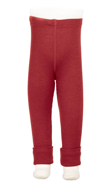 Pantalons et pantacourts MANYMONTHS 2019/20 - Leggings unisex pour enfants en pure laine mérinos