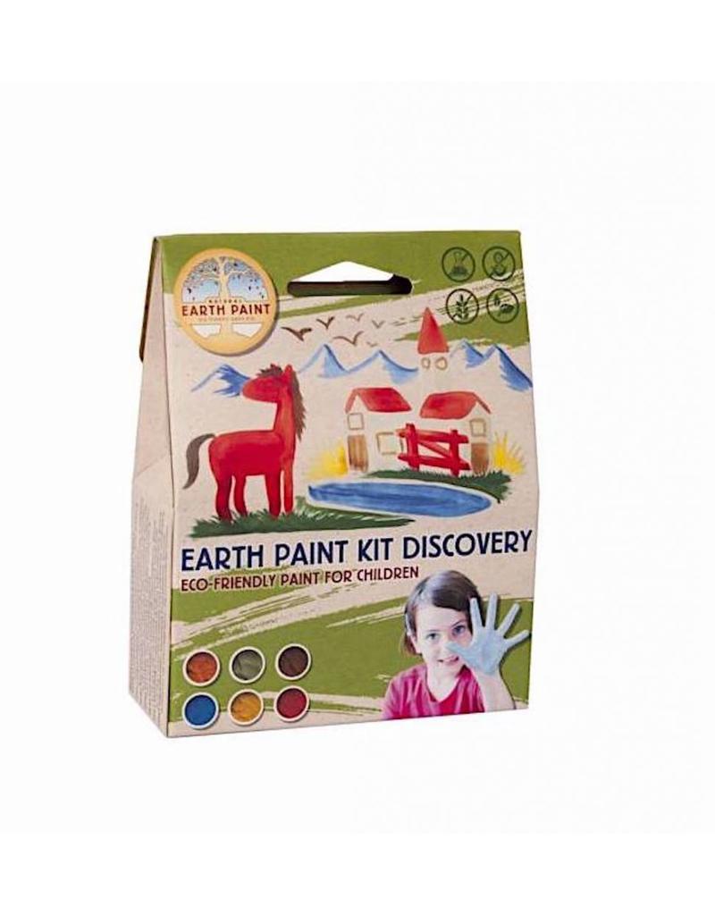 Loisirs Créatifs Peinture kit découverte ou kit complet - Natural Earth Paint