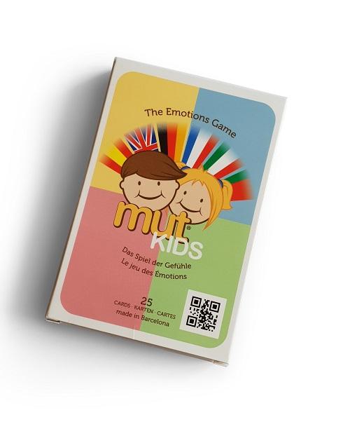 Jeux et Jouets Jeu des questions sur les émotions Mut Kids