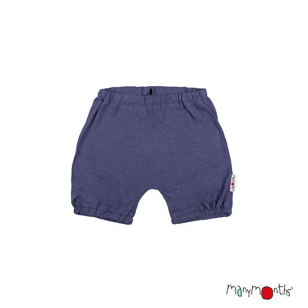Shorts, shortys, longies, leggings, collants, salopette Eté 2020 - BLOOMER (culotte/short) ajustable et évolutif