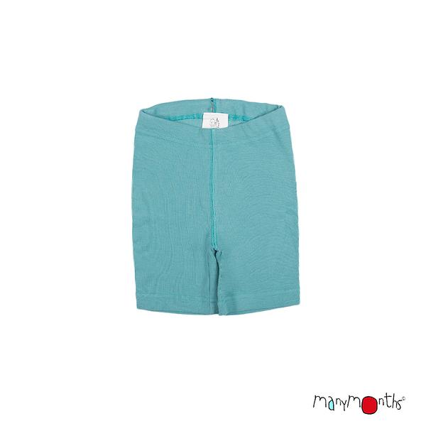 Shorts, shortys, longies, leggings, collants, salopette Eté 2020 - SHORT LEGGINGS (façon cycliste) ajustable et évolutif
