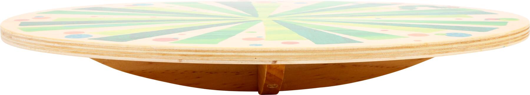 Racine Legler 2020 - Planche d'équilibre - la chenille qui fait des trous