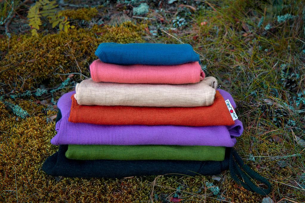 Coup de coeur MANYMONTHS 2020-21 - Combinaison en pure laine mérinos