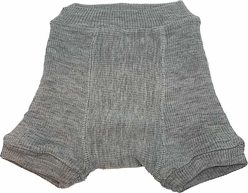 Shorts, shortys, longies, leggings, collants, salopette MANYMONTHS 2019-20 – SHORTIES en pure laine merinos