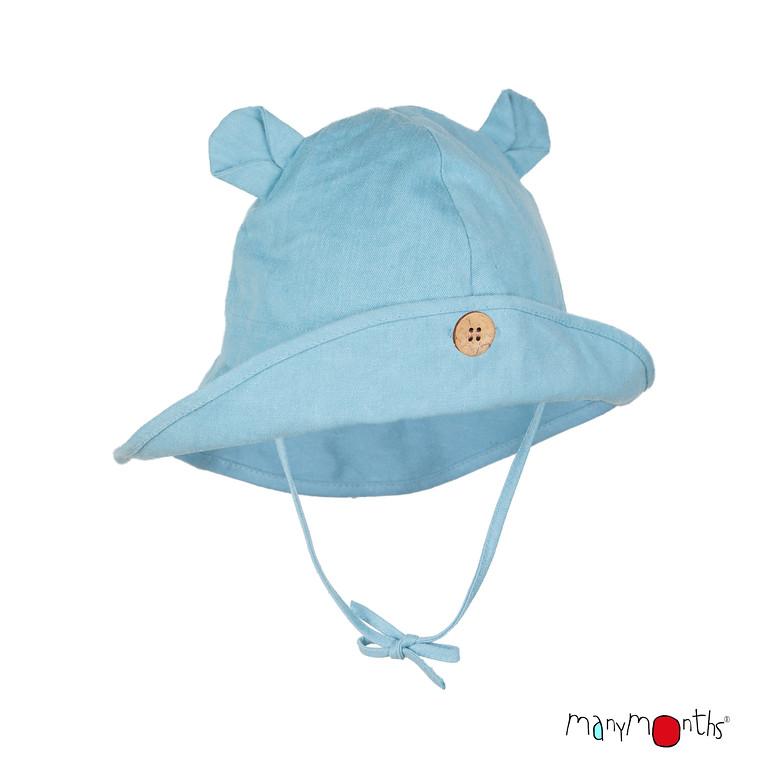 Eté 2021 - Chanvre et Coton bio Eté 2021 - Chapeau de soleil Ajustable Summer Hat Ousron