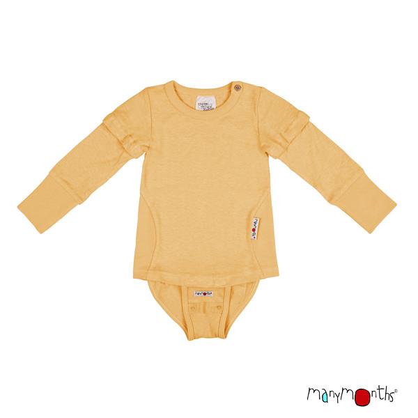 Débardeurs, T-shirts, pulls, gilets, multicapes et bodys Eté 2021 - Body/Shirt  4-en-1 manches amovibles
