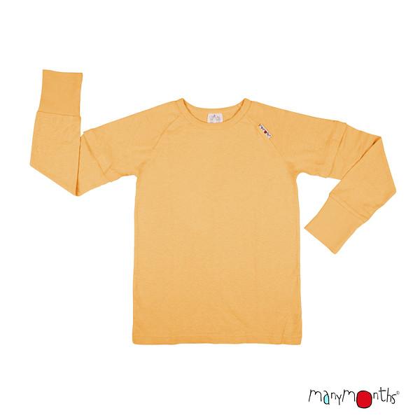 Eté 2021 - Chanvre et Coton bio Eté 2021 - T-shirt manches amovibles unisexe ajutable 2en1