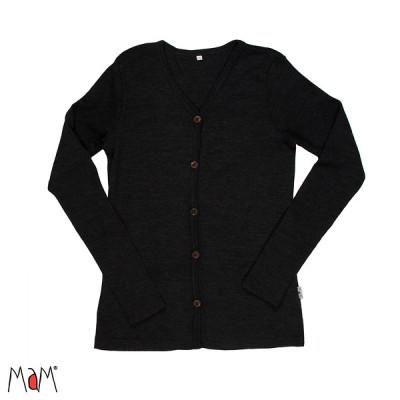 Coup de coeur MaM 2021-22 - Gilet femme en 100% laine merinos