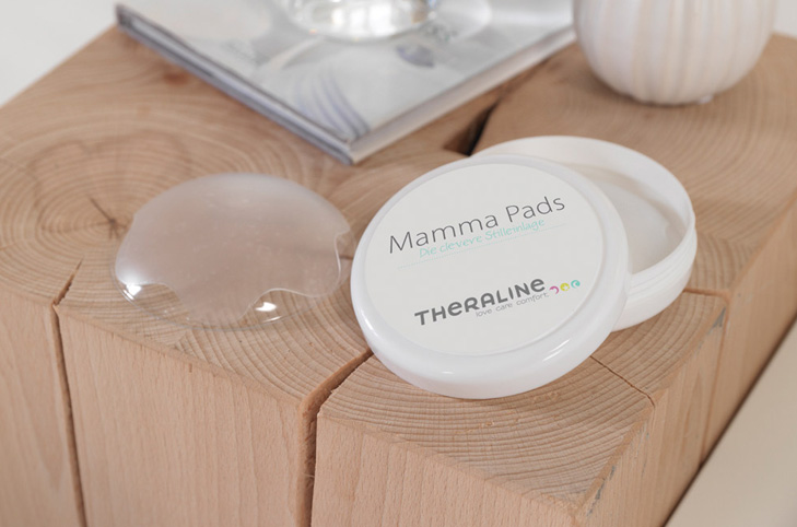 Racine MAMMA PADS - Coussinets d'allaitement invisibles