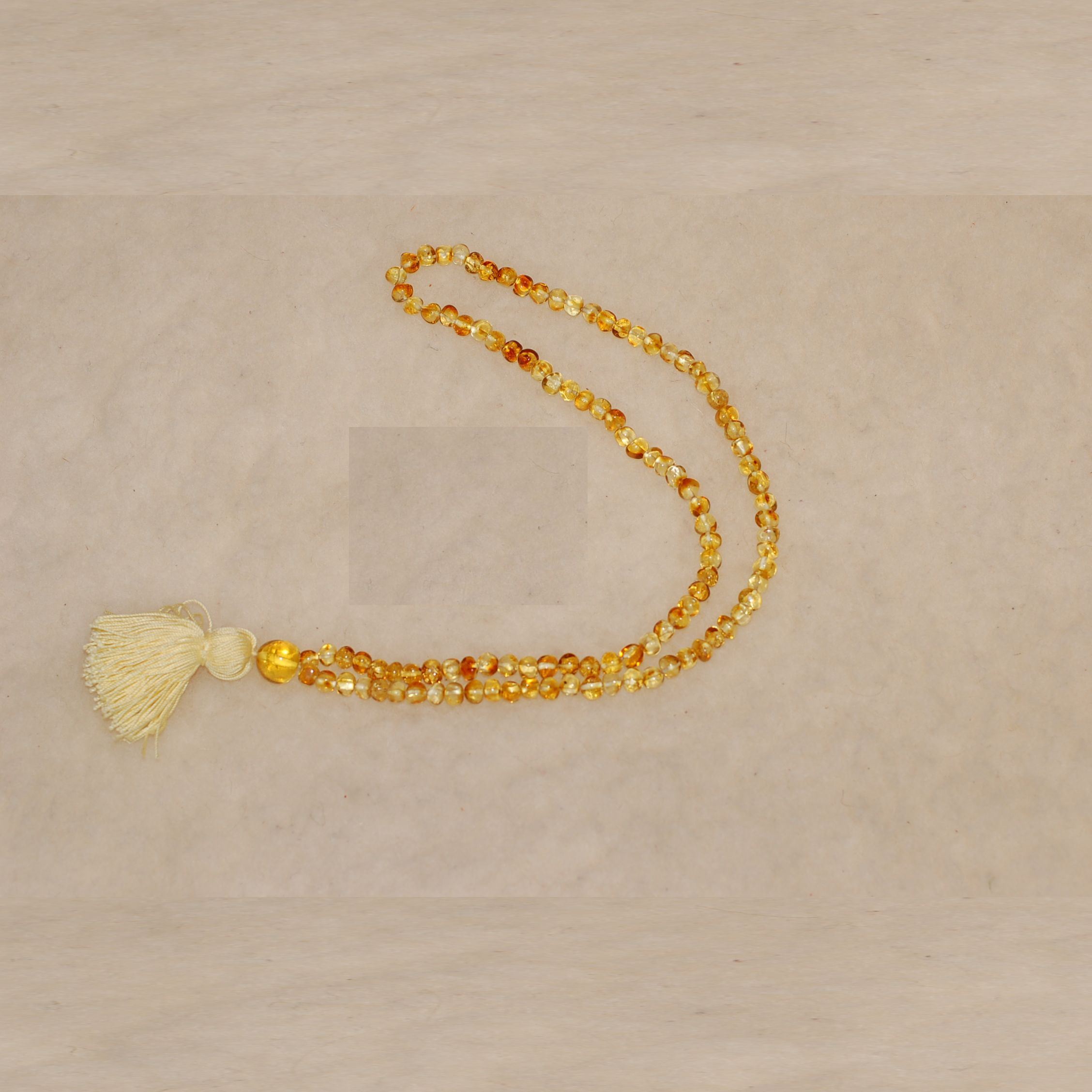 Racine MALA  en ambre naturel
