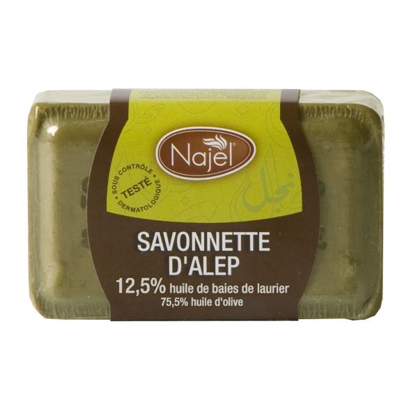 Savons d'Alep, savon intime, gel nettoyant intime SAVONS D'ALEP 12%