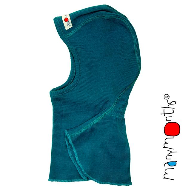 POLOLO KIGA - chaussons souples en cuir naturel avec semelle antidérappante (24-33) MANYMONTHS - CAGOULE (bonnet éléphant) en pure laine mérinos