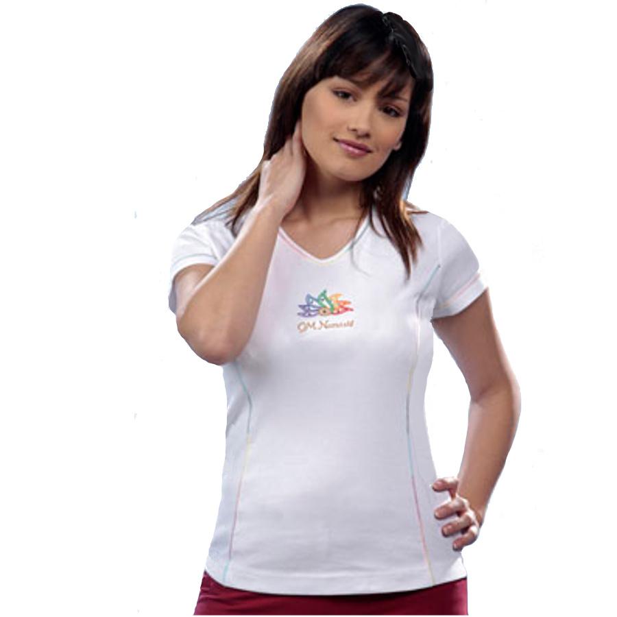 Racine T-Shirt OM NAMASTÉ manches courtes