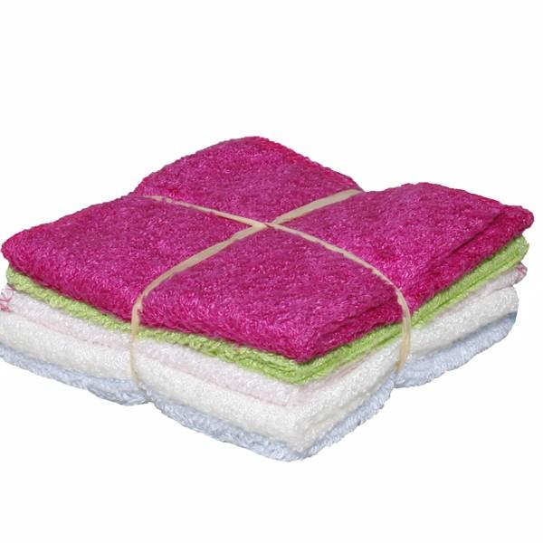 Racine ECO NET - Kit de débarbouillettes lavables
