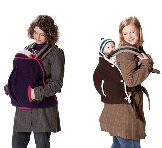 Couverture de portage MAMALILA Couverture de portage 2 en 1 en laine