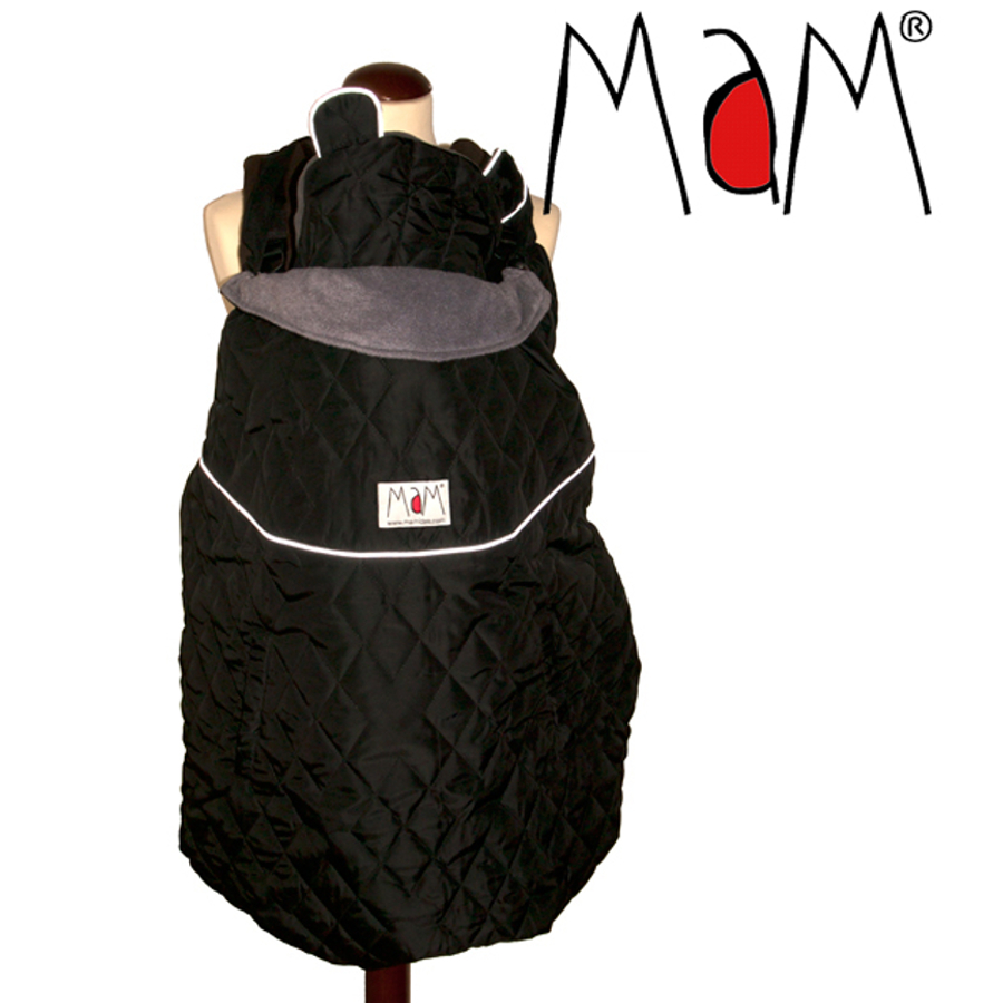 Racine MaM WINTER BABYWEARING COVER – Couverture de portage HIVER