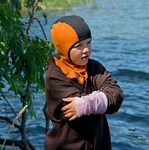 Bonnets hivers ManyMonths HEMP Vogue – BONNET cagoule bébé et enfant