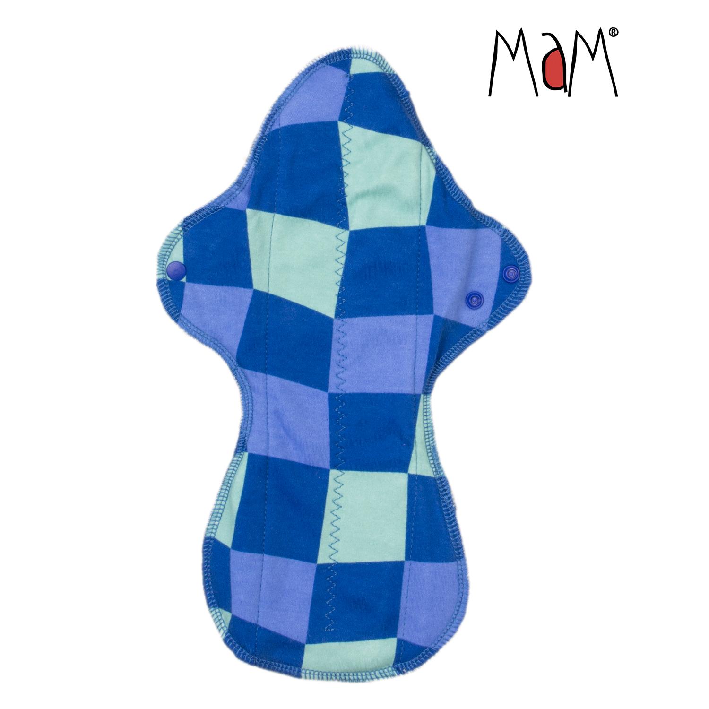 Mam EcoFit, Lunacopine, coussinets d'allaitement et carrés démaquillants MaM ECOFIT MAXI NUIT - Serviettes hygiéniques lavables