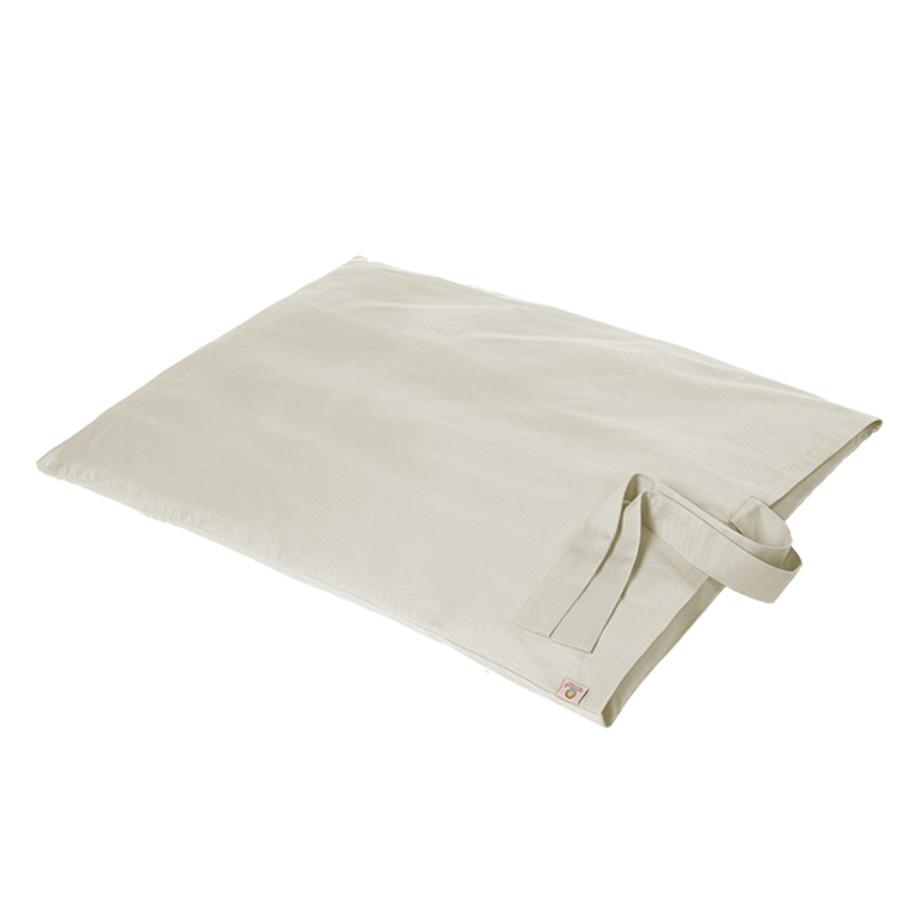 Coussins de méditation ZABUTON - Housse pour tapis d'assise 70x90cm