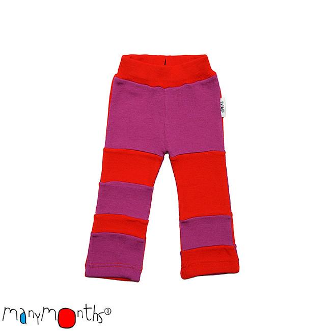 Pantalons et pantacourts MANYMONTHS – PATCHWORK PANTS
