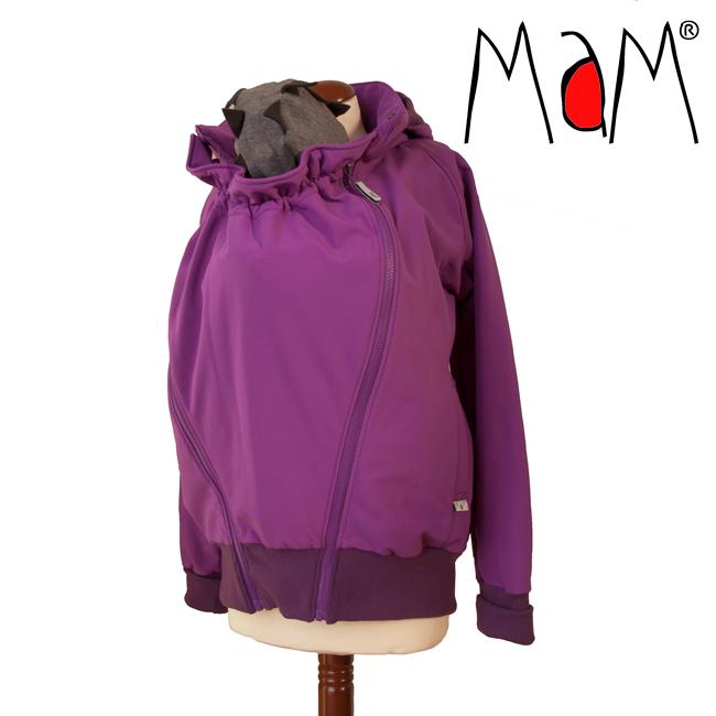 Vestes et manteaux MaM MaM SOFTSHELL JACKET - VIOLET CHIMERA
