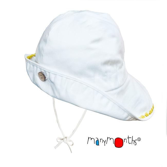 Chapeaux été ManyMonths UNIQUE - CHAPEAU DE SOLEIL ajustable DENTELLE