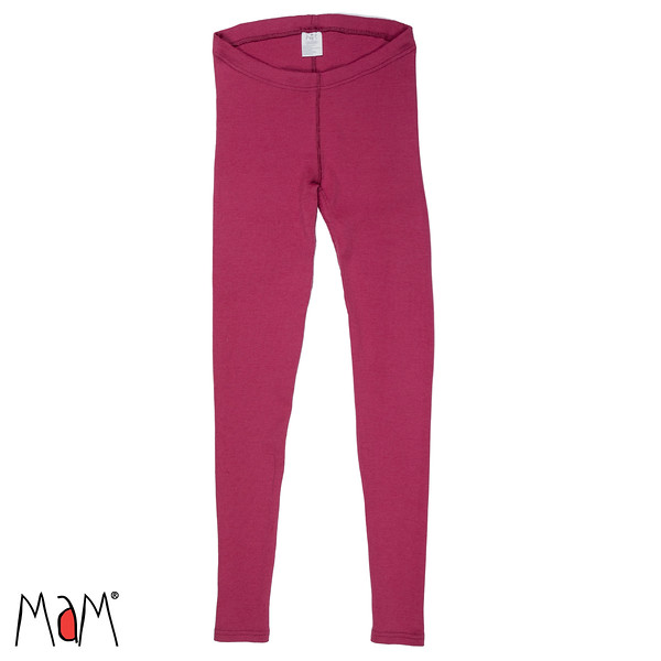 Racine MaM Natural Woollies 2018/19 – ALL-TIME-LEGGINGS en laine mérinos