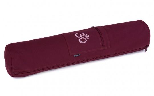 Accessoires de Yoga YOGISTAR - Tapis de Yoga Mat basic zip broderie OM