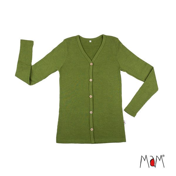 Coup de coeur MaM 2020-21 - Natural Woollies - Cardigan femme en pure laine merinos