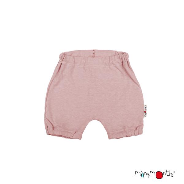 Eté 2021 - Chanvre et Coton bio Eté 2021 - Bubble Short (culotte/short) ajustable et évolutif