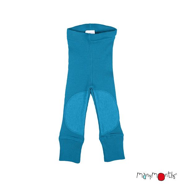 Coup de coeur Manymonths 2021/22 - Leggings protèges genoux pour enfants en pure laine mérinos